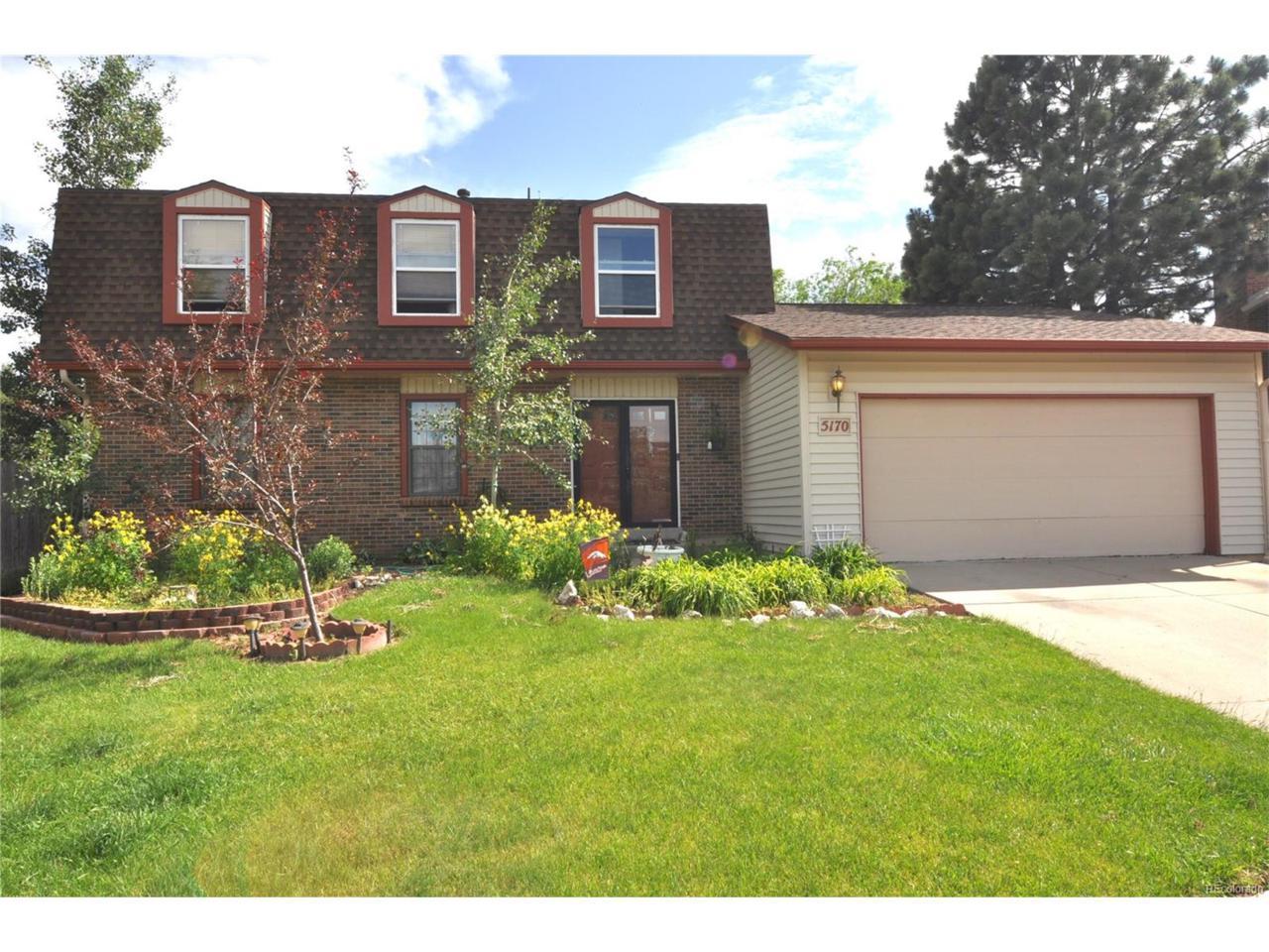 5170 S Telluride Street, Centennial, CO 80015 (MLS #7204228) :: 8z Real Estate
