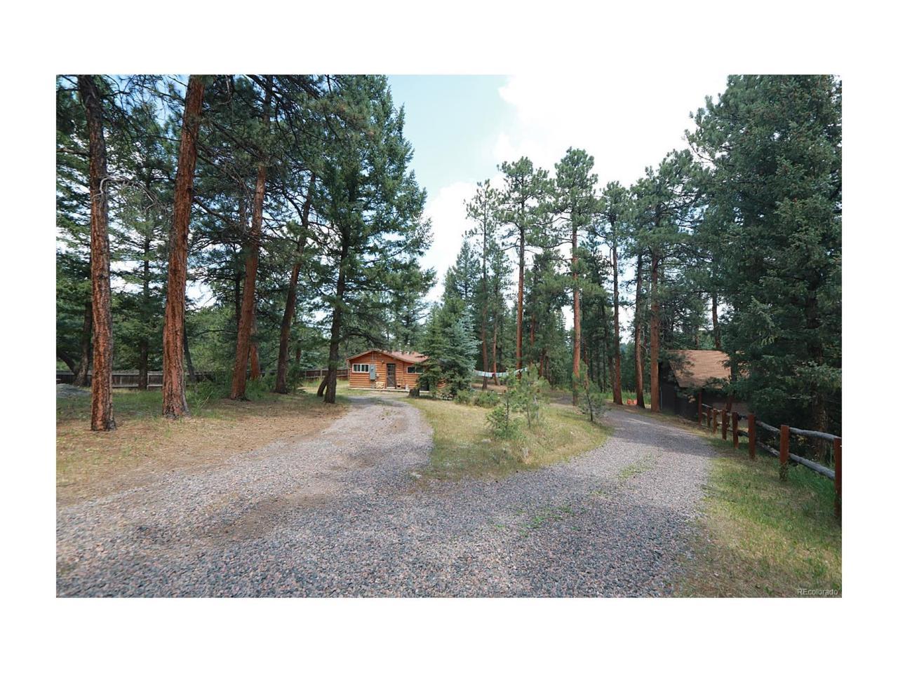 27313 Mesa Drive, Evergreen, CO 80439 (MLS #7211128) :: 8z Real Estate