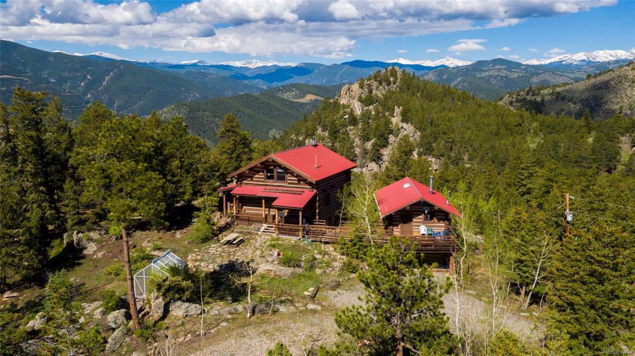 3945 Douglas Mountain Drive - Photo 1