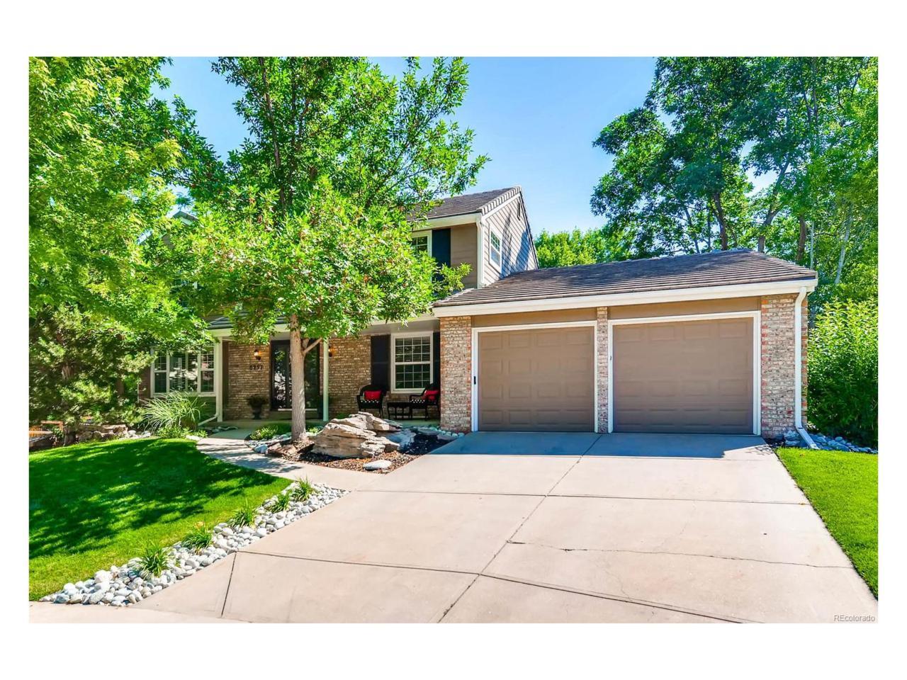 6297 E Jamison Drive, Centennial, CO 80112 (MLS #7246084) :: 8z Real Estate