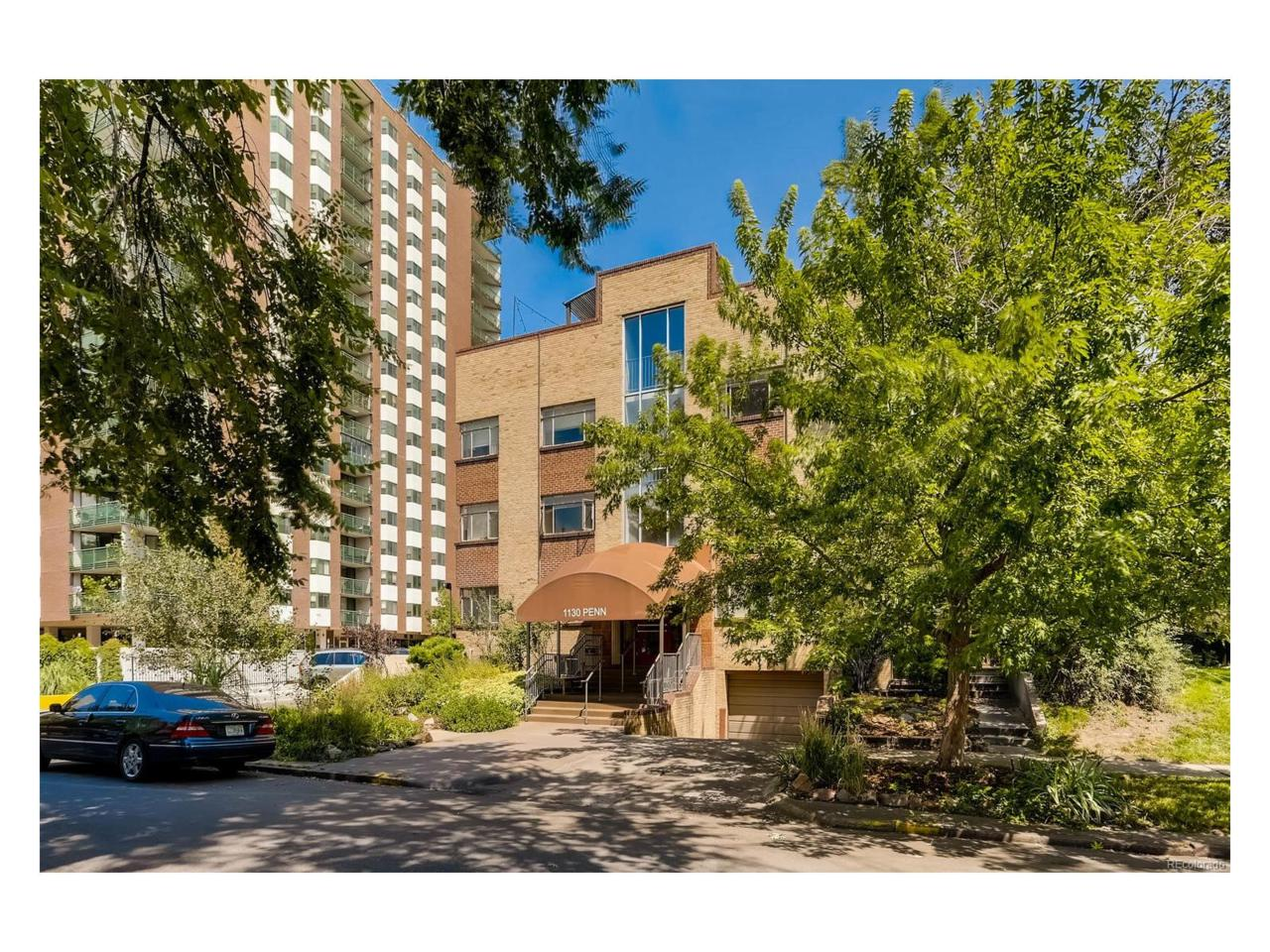 1130 N Pennsylvania Street #308, Denver, CO 80203 (MLS #7273214) :: 8z Real Estate