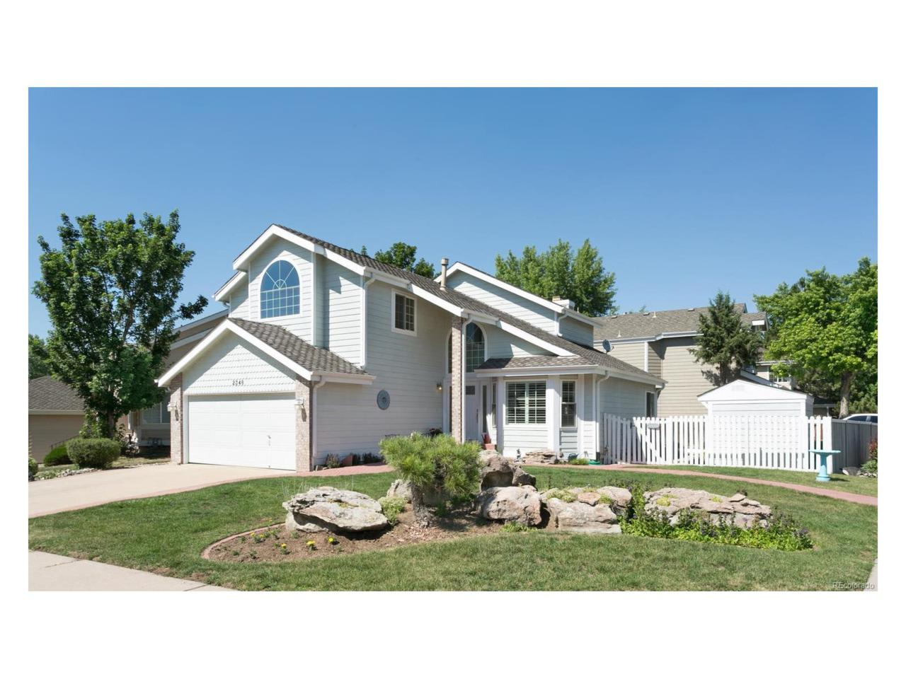 2348 S Gray Street, Lakewood, CO 80227 (MLS #7282987) :: 8z Real Estate