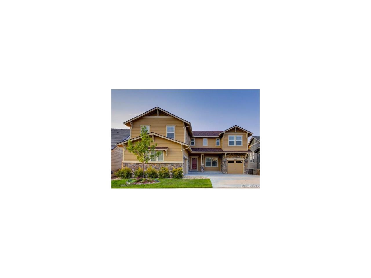 5215 Gould Circle, Castle Rock, CO 80109 (MLS #7283589) :: 8z Real Estate