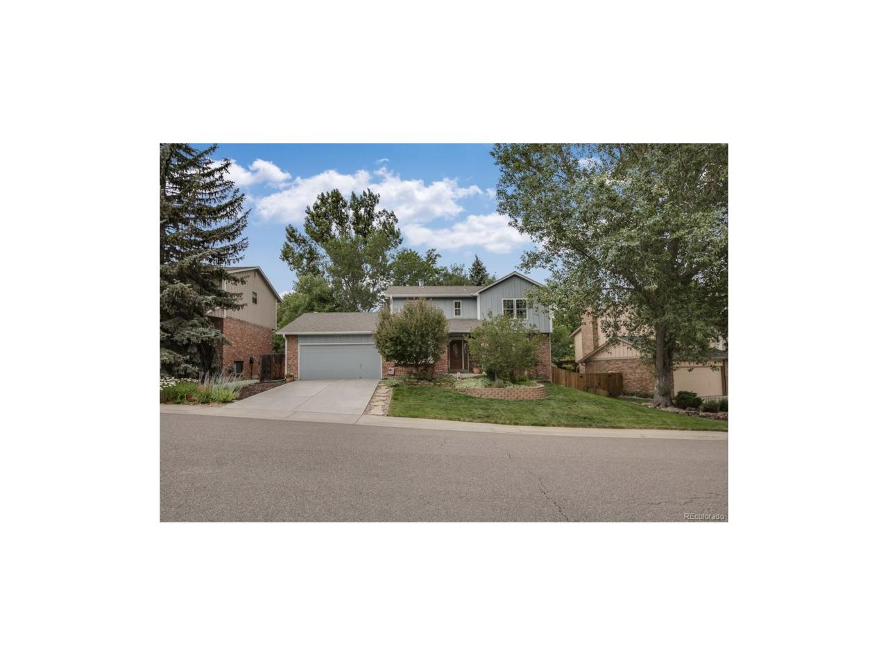 7935 S Monaco Court, Centennial, CO 80112 (MLS #7284382) :: 8z Real Estate