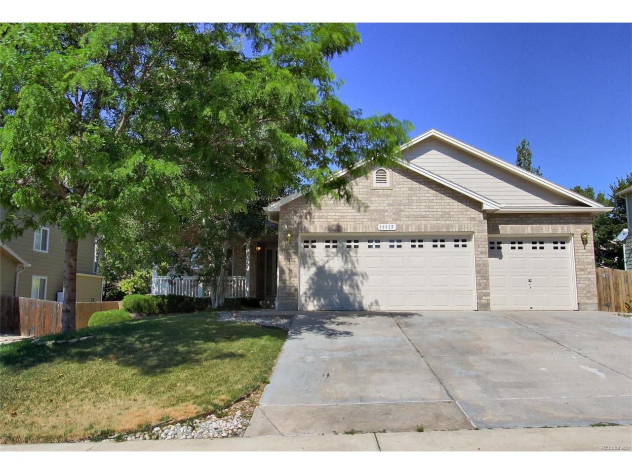 13915 Fairfax Street, Thornton, CO 80602 (MLS #7293053) :: 8z Real Estate