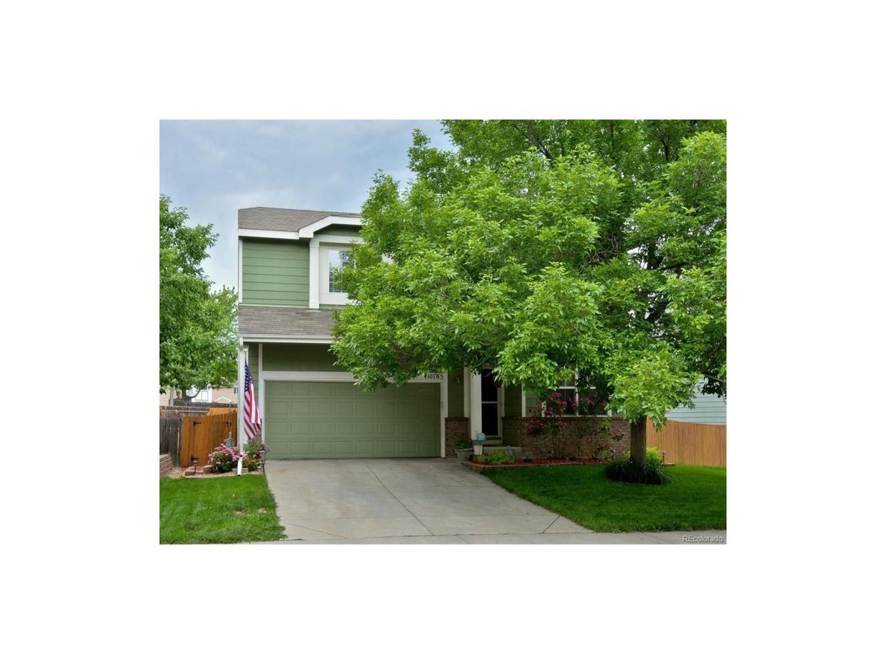 10785 Madison Way, Northglenn, CO 80233 (MLS #7321730) :: 8z Real Estate