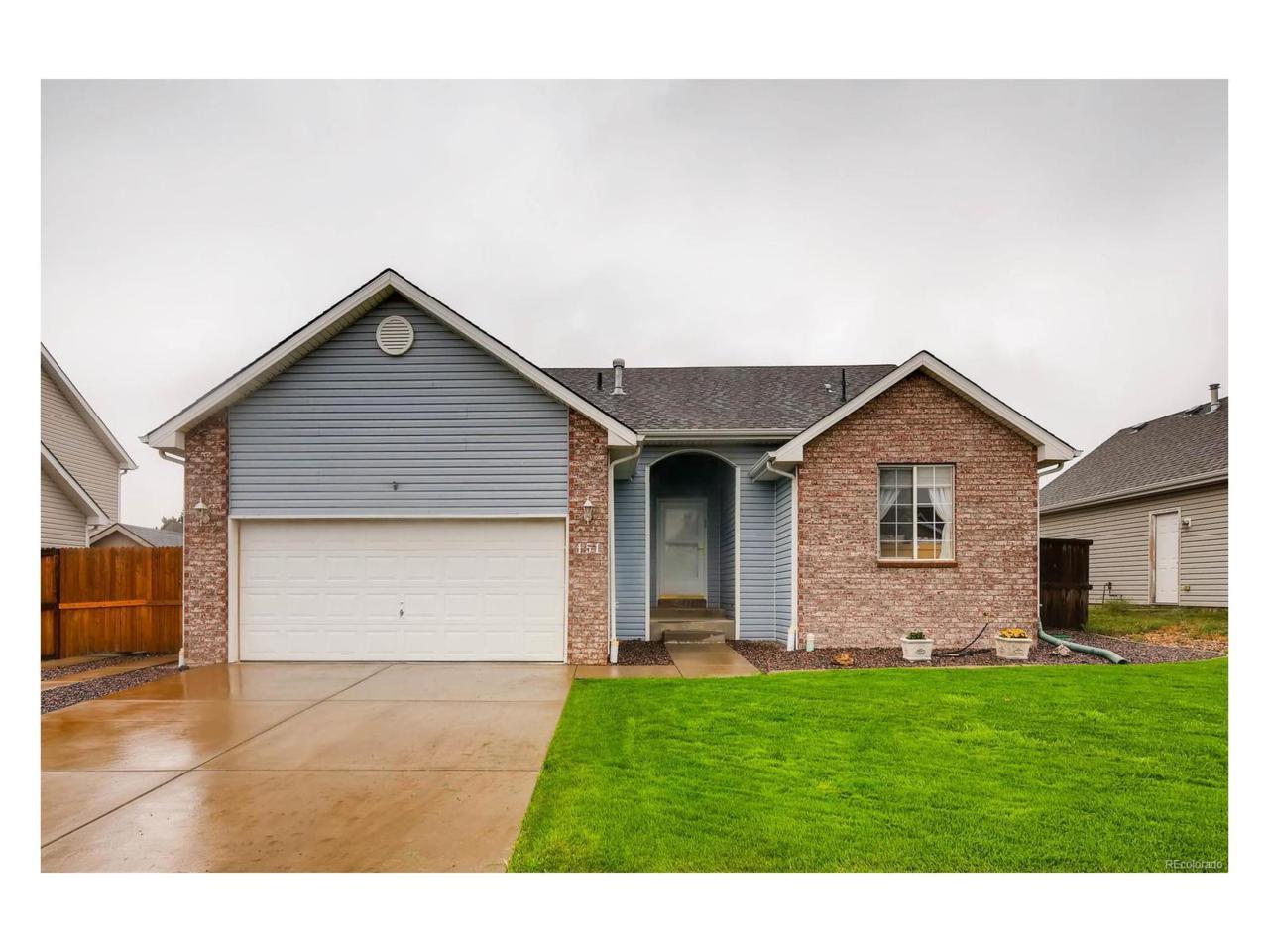 151 Forest Street, Firestone, CO 80520 (MLS #7335215) :: 8z Real Estate