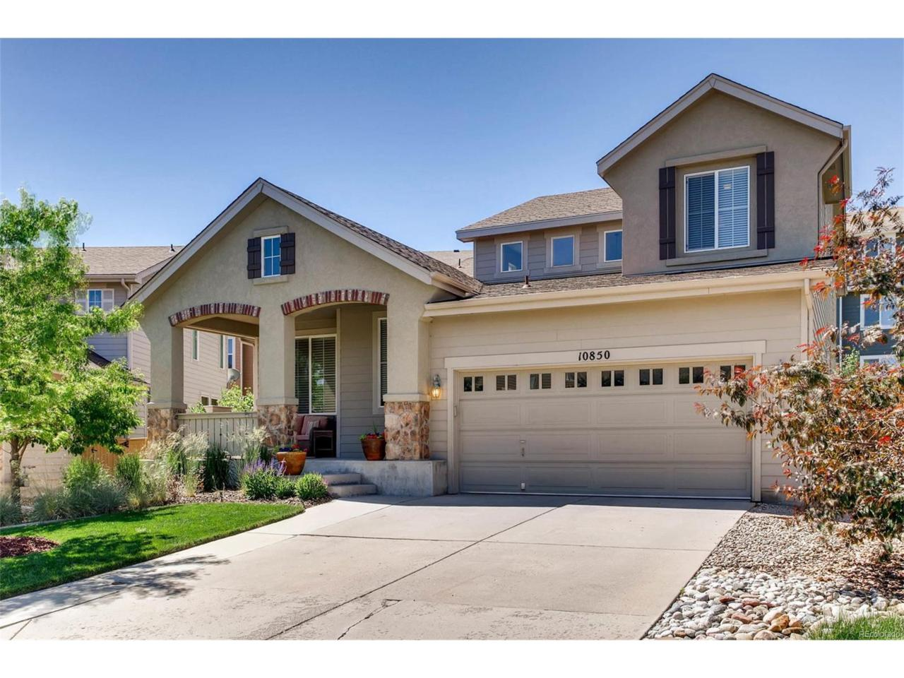 10850 Trotwood Way, Highlands Ranch, CO 80126 (MLS #7339028) :: 8z Real Estate