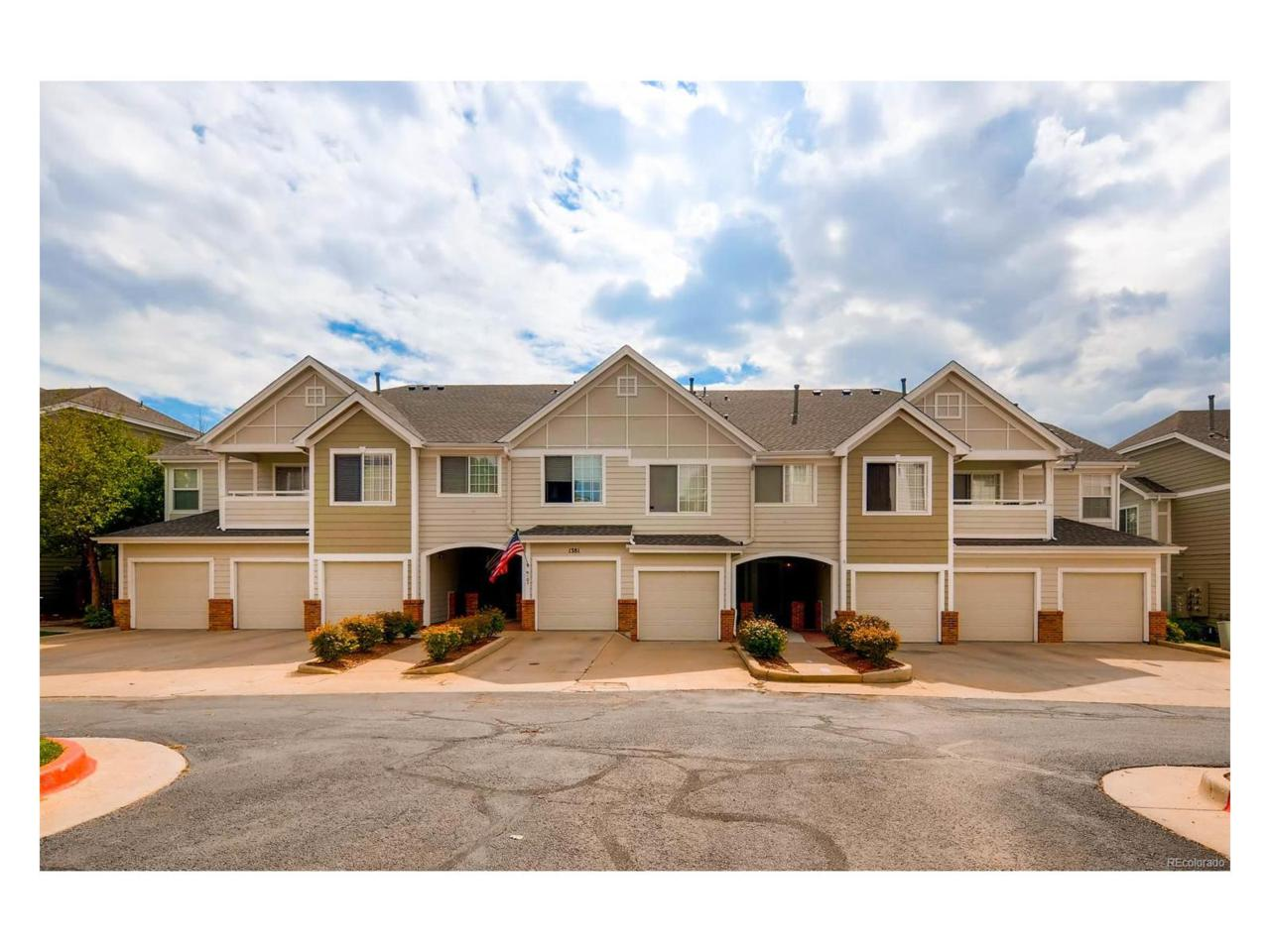 1381 S Cathay Court #106, Aurora, CO 80017 (MLS #7359462) :: 8z Real Estate
