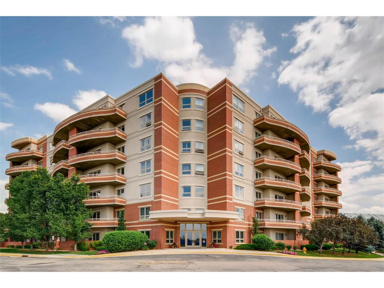 4875 S Monaco Street #401, Denver, CO 80237 (MLS #7362856) :: 8z Real Estate