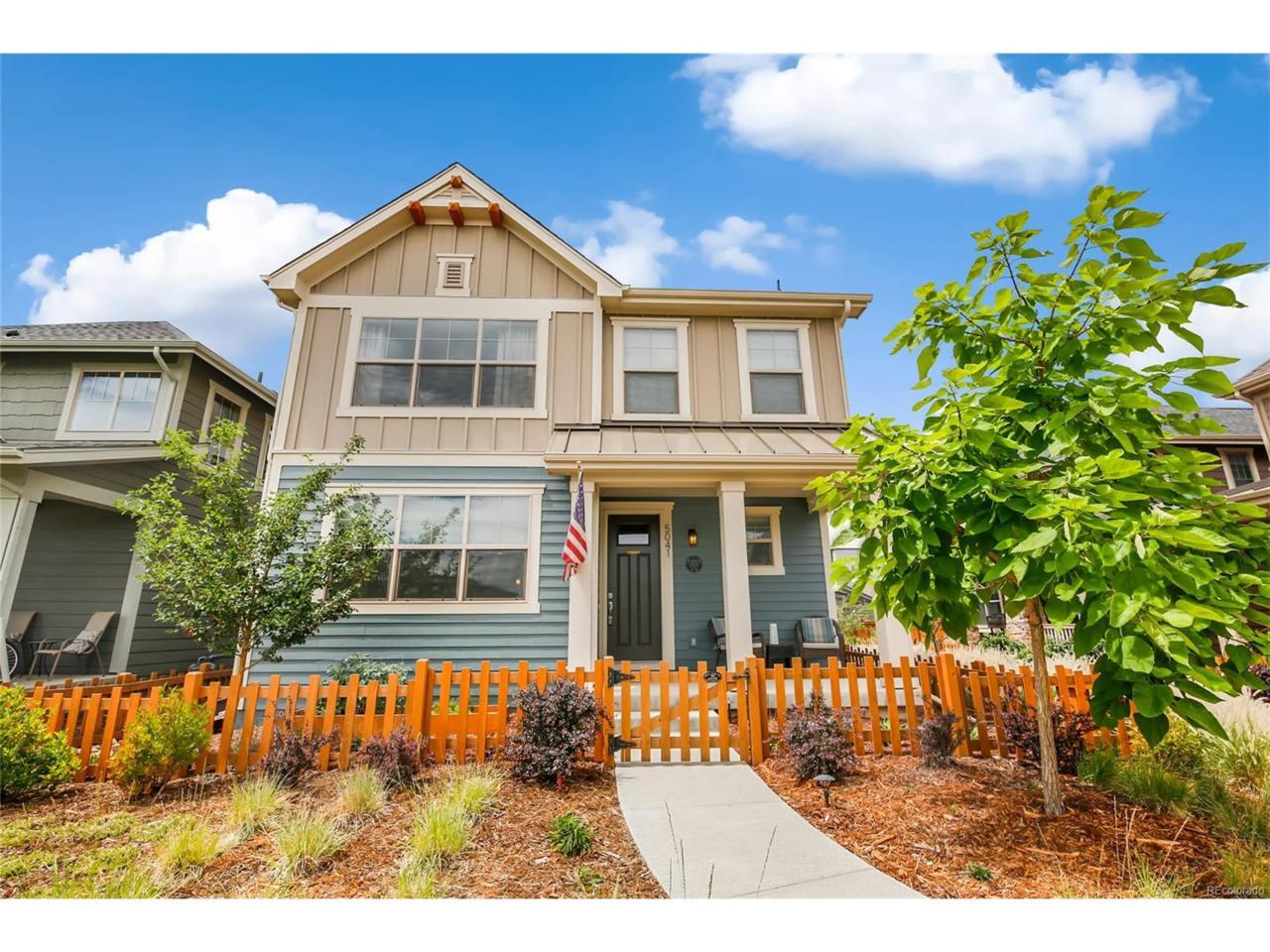 5041 Verbena Street, Denver, CO 80238 (MLS #7380608) :: 8z Real Estate