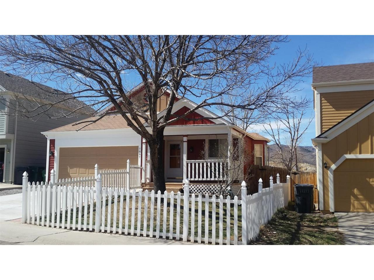 7897 Elmwood Street, Littleton, CO 80125 (MLS #7387588) :: 8z Real Estate