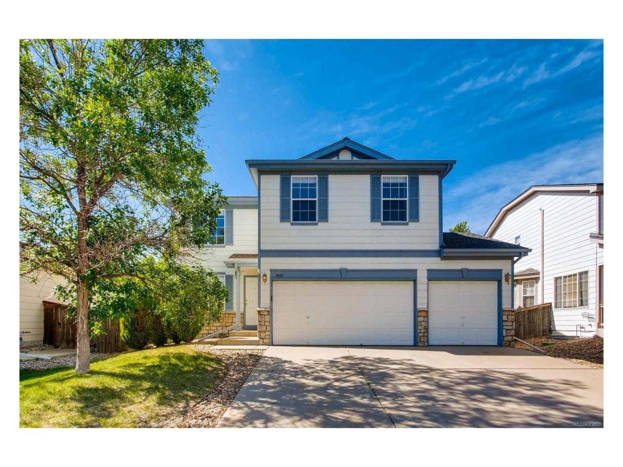 5625 Cheetah Chase, Littleton, CO 80124 (MLS #7387683) :: 8z Real Estate