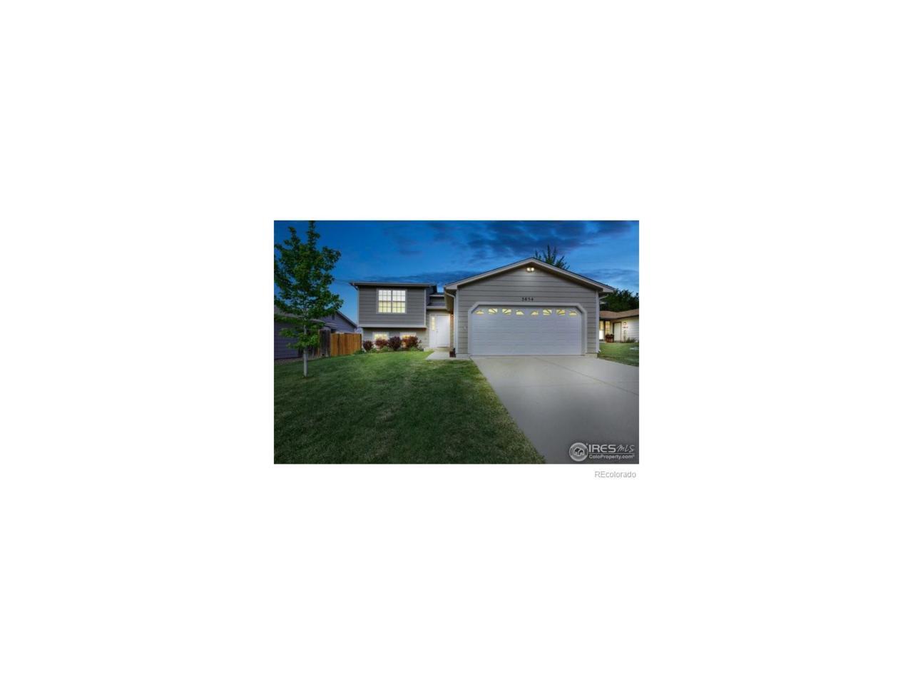3854 S Halifax Street, Aurora, CO 80013 (MLS #7405809) :: 8z Real Estate