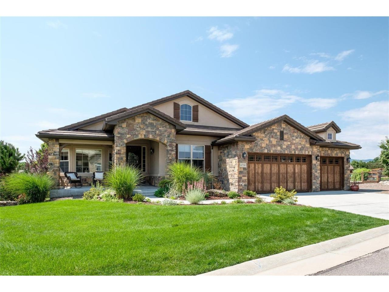 6730 S Zenobia Court, Littleton, CO 80128 (MLS #7407889) :: 8z Real Estate
