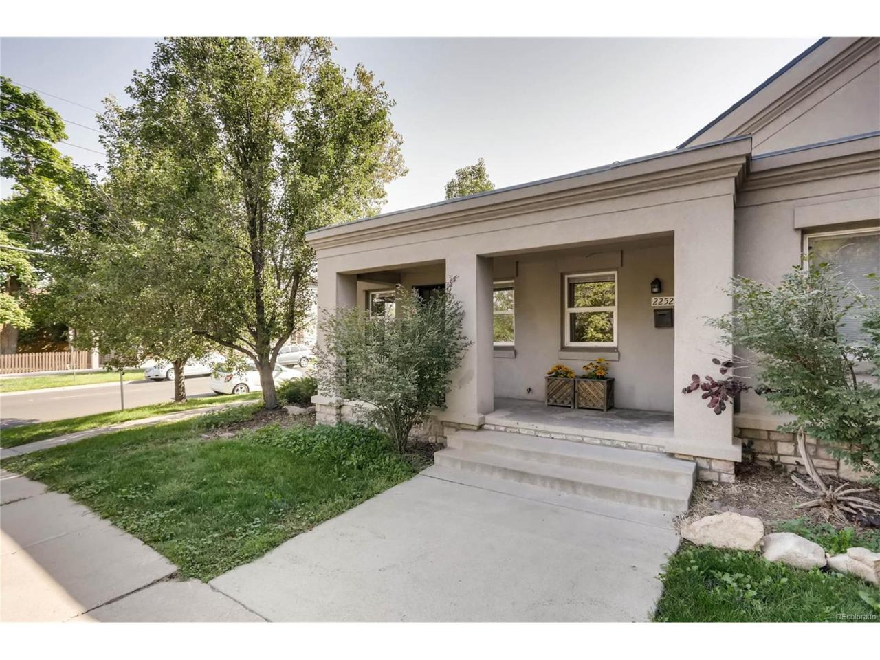 2256 Clarkson Street, Denver, CO 80205 (MLS #7414725) :: 8z Real Estate