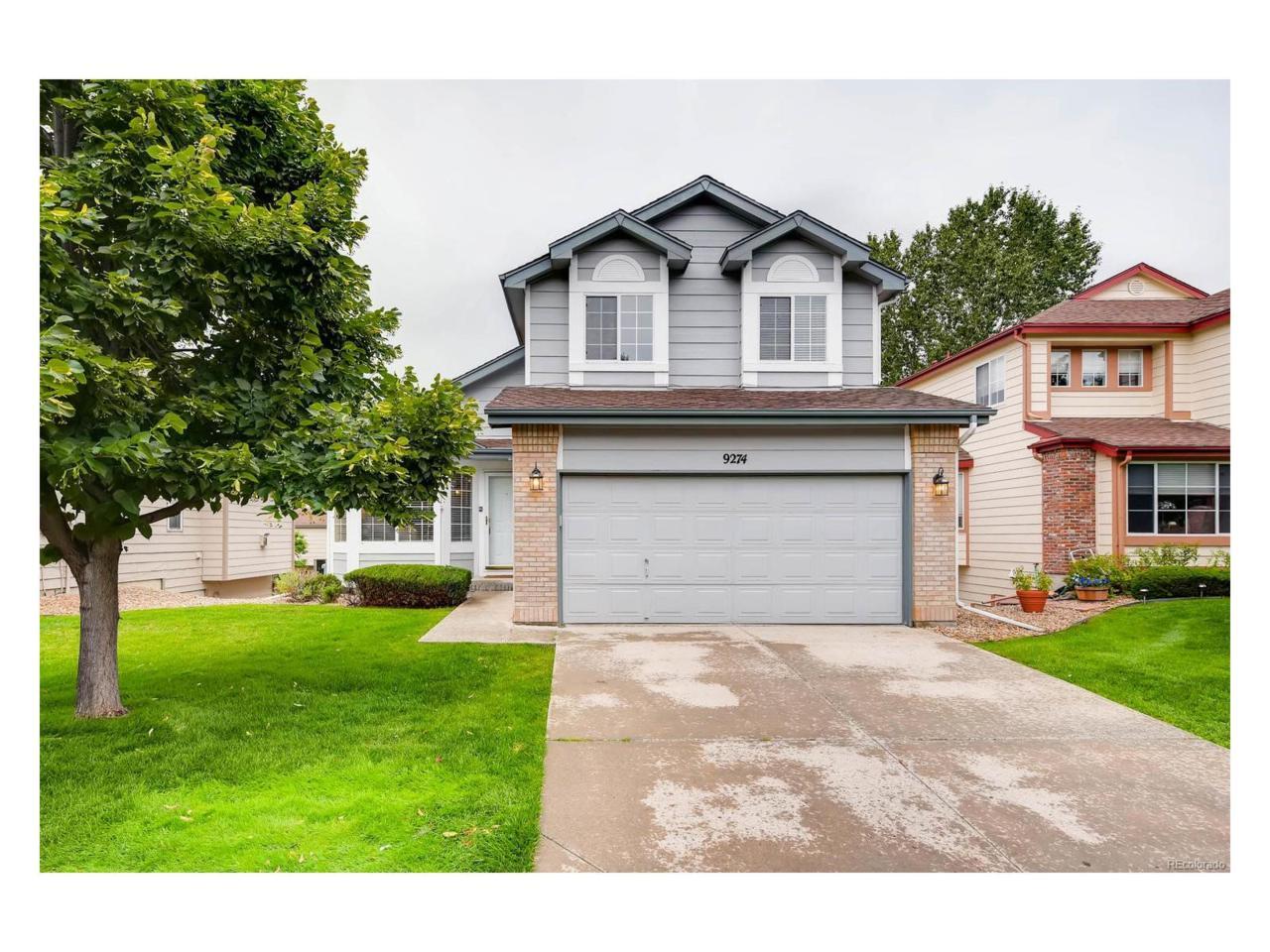 9274 W Hinsdale Place, Littleton, CO 80128 (MLS #7416047) :: 8z Real Estate