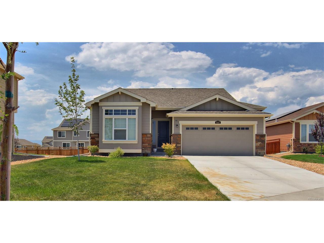 6105 Miners Peak Circle, Frederick, CO 80516 (MLS #7432744) :: 8z Real Estate