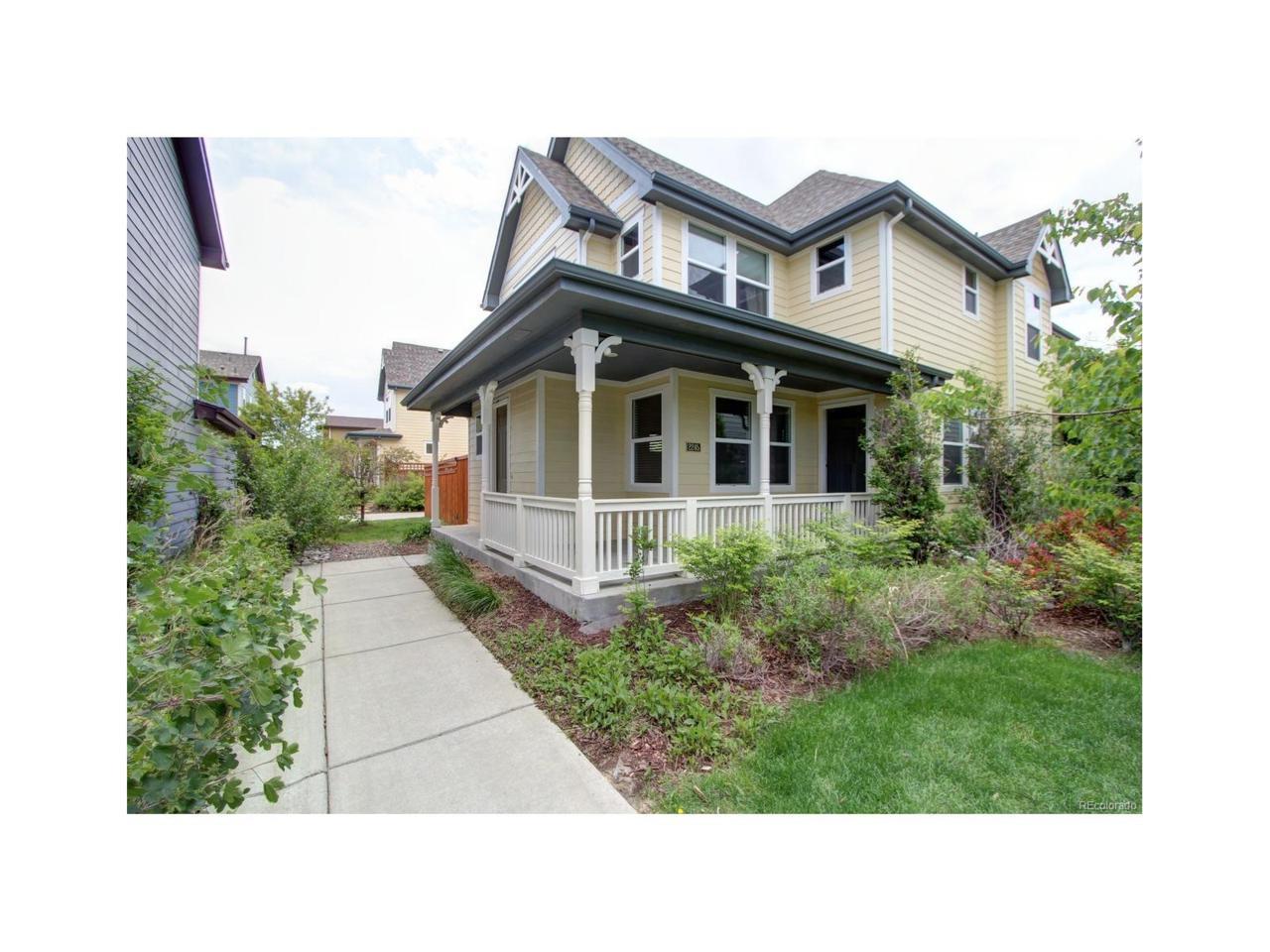 2245 Verbena Street, Denver, CO 80238 (MLS #7474786) :: 8z Real Estate