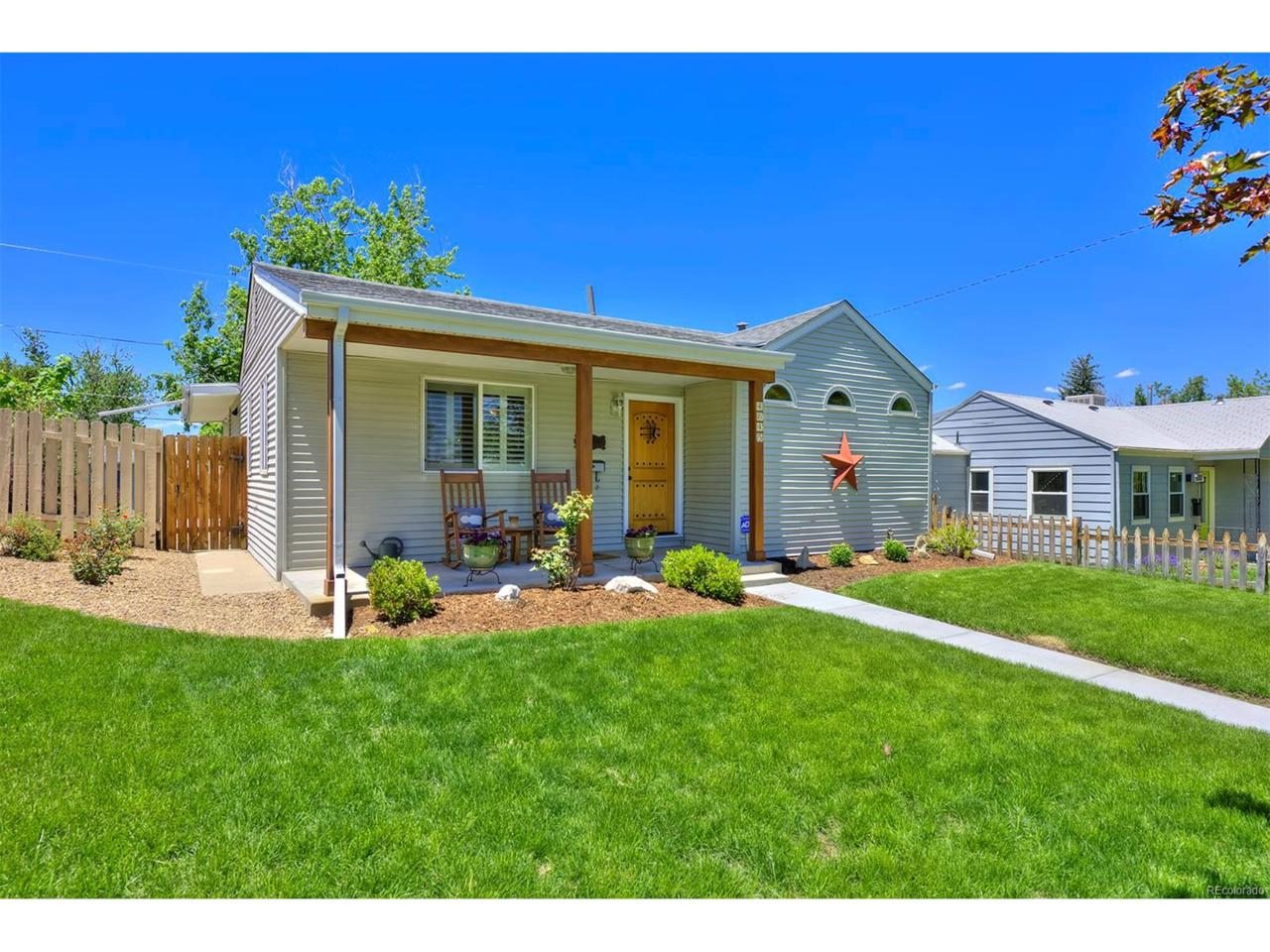 4645 Perry Street, Denver, CO 80212 (MLS #7517144) :: 8z Real Estate