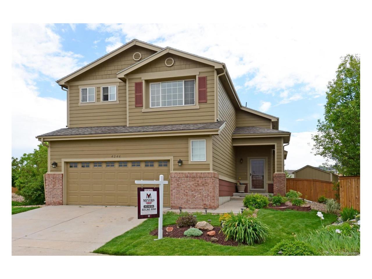 4246 Cherryhurst Court, Highlands Ranch, CO 80126 (MLS #7527603) :: 8z Real Estate