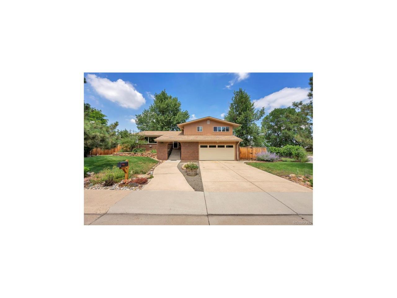 9517 W Ohio Avenue, Lakewood, CO 80226 (MLS #7559005) :: 8z Real Estate