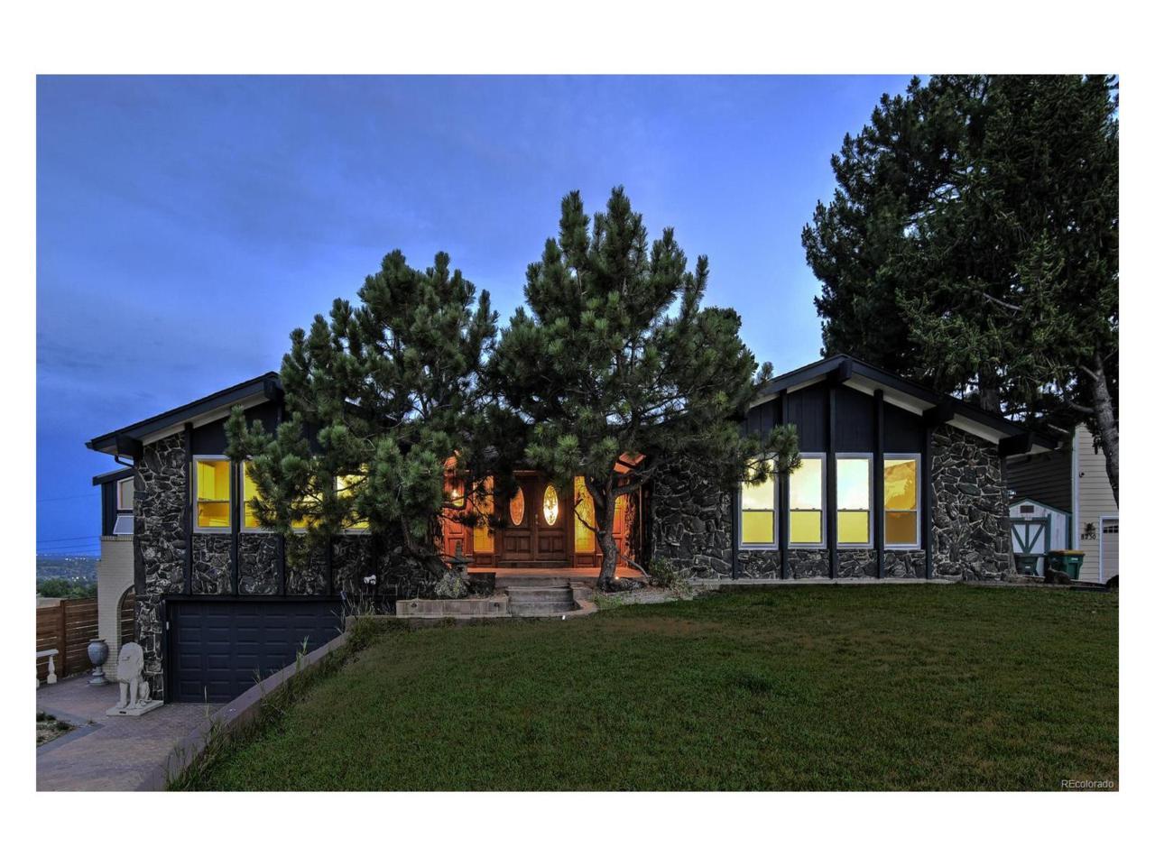 8200 W 67th Avenue, Arvada, CO 80004 (MLS #7562928) :: 8z Real Estate