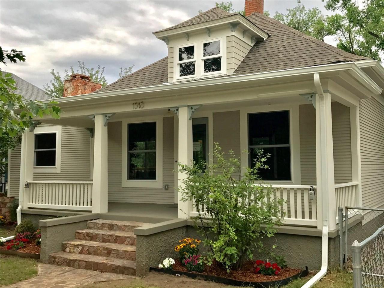 1516 N Corona Street, Colorado Springs, CO 80903 (MLS #7575529) :: 8z Real Estate
