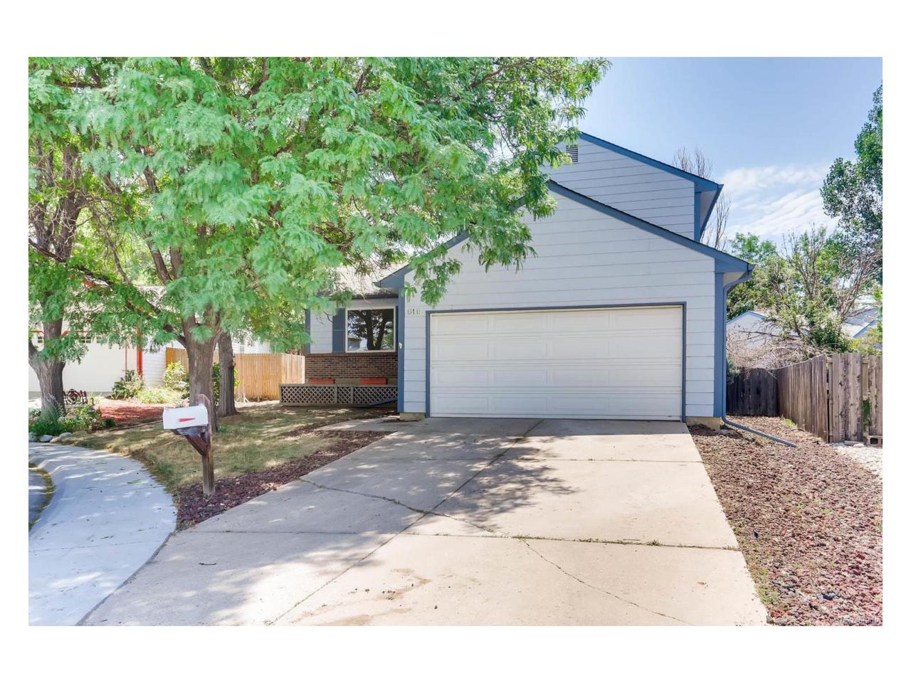 616 S Joplin Street, Aurora, CO 80017 (MLS #7593628) :: 8z Real Estate