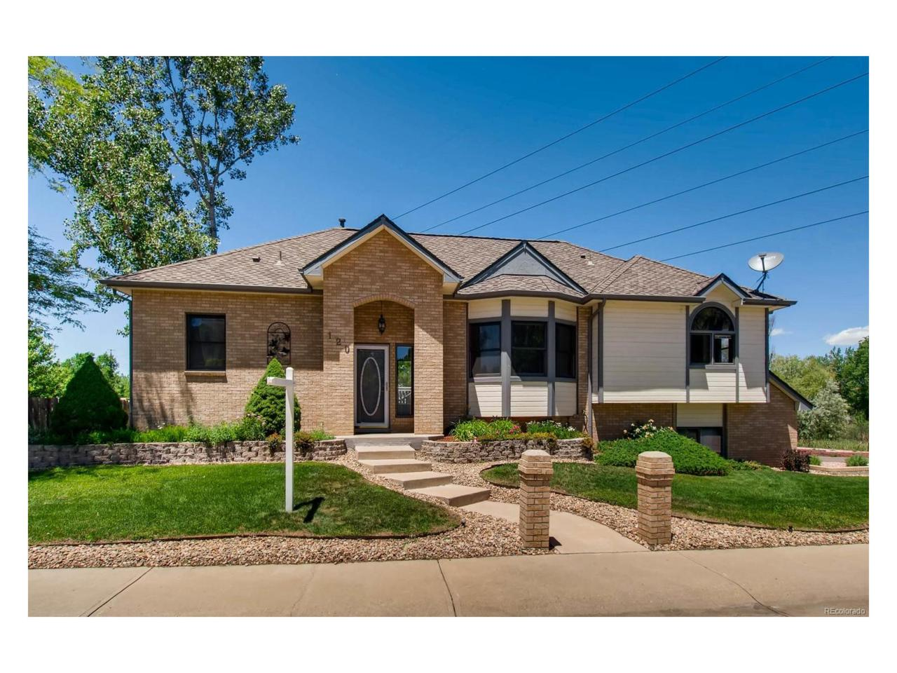 120 W Hill Court, Fort Lupton, CO 80621 (MLS #7596611) :: 8z Real Estate