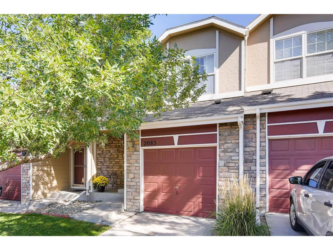 2085 E 103rd Avenue, Thornton, CO 80229 (MLS #7615156) :: 8z Real Estate
