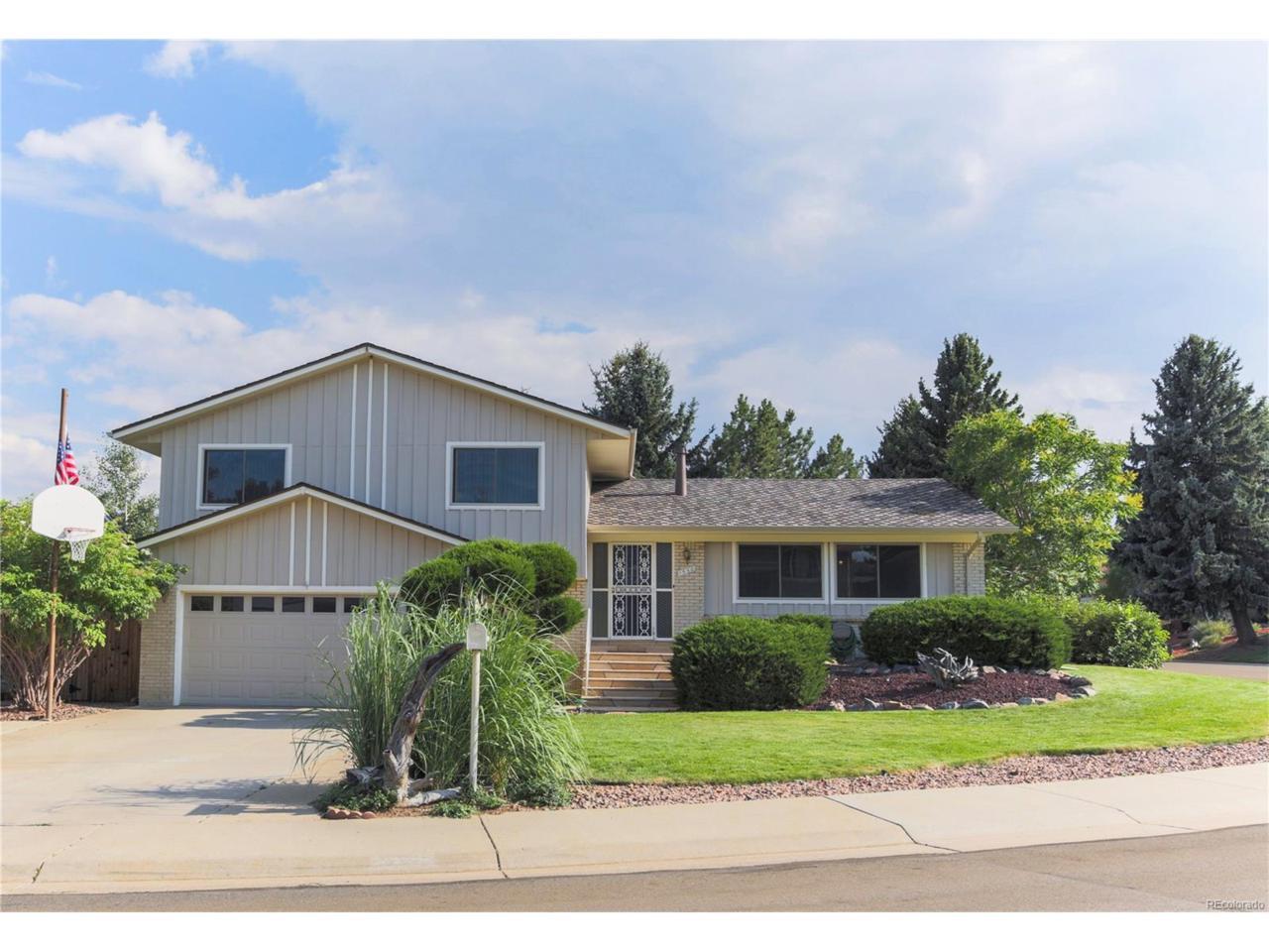1550 S Zang Street, Lakewood, CO 80228 (MLS #7636357) :: 8z Real Estate