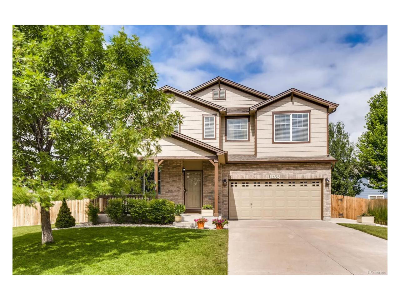 14527 Vine Street, Thornton, CO 80602 (MLS #7640442) :: 8z Real Estate