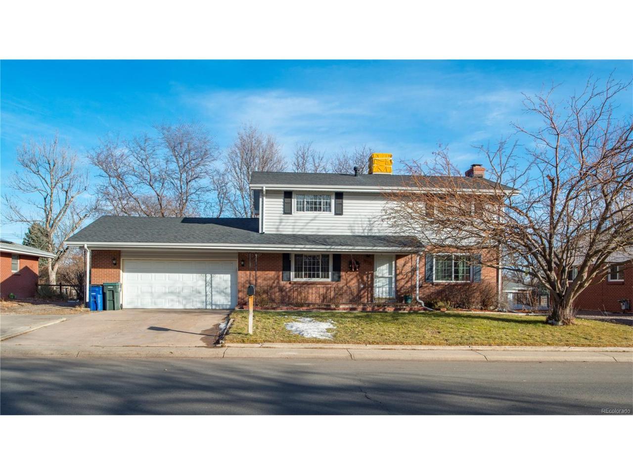 872 Oak Street, Lakewood, CO 80215 (#7651242) :: The Peak Properties Group