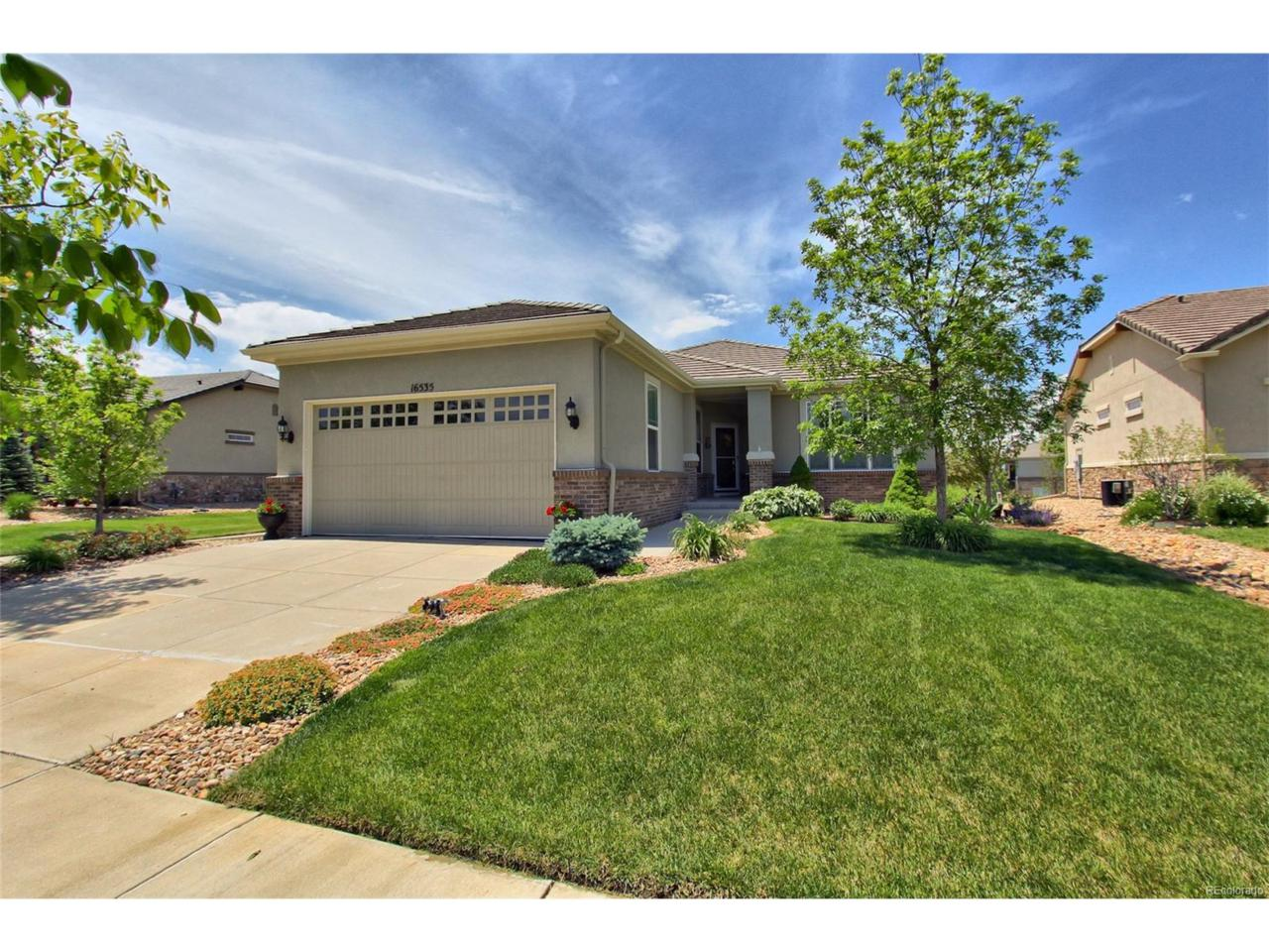 16535 Antero Circle, Broomfield, CO 80023 (MLS #7659581) :: 8z Real Estate