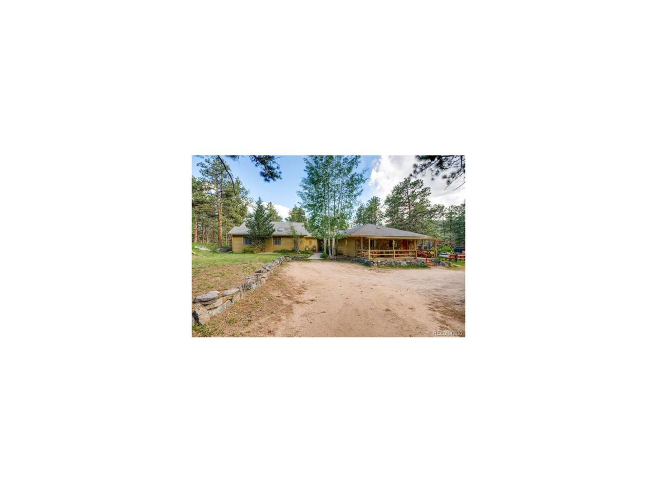 6569 Kiem Road, Evergreen, CO 80439 (MLS #7686017) :: 8z Real Estate