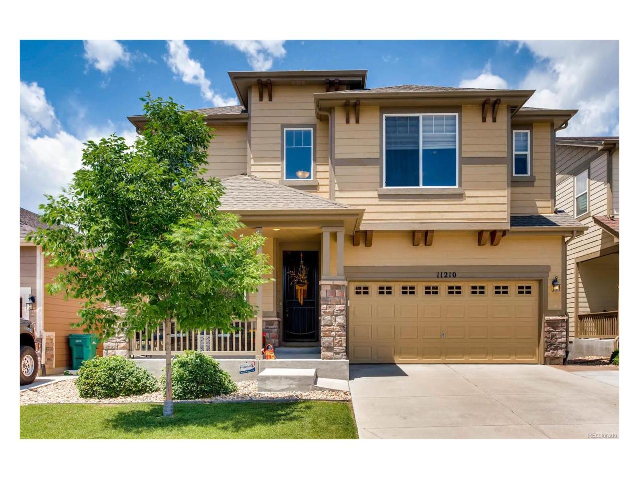 11210 W Tanforan Circle, Littleton, CO 80127 (MLS #7689410) :: 8z Real Estate