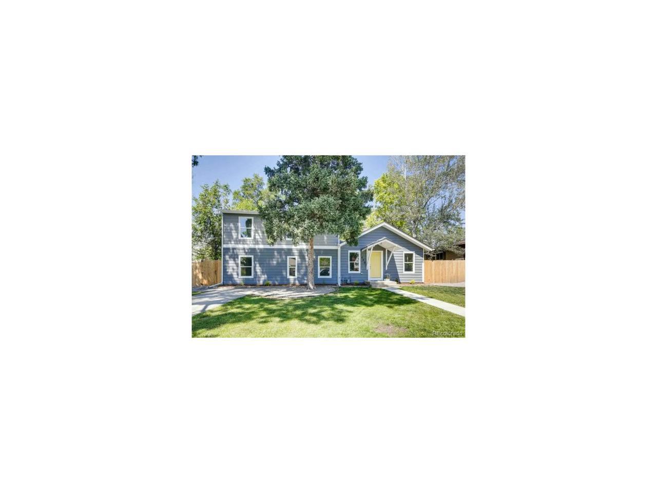 1649 Xenia Street, Denver, CO 80220 (MLS #7711364) :: 8z Real Estate