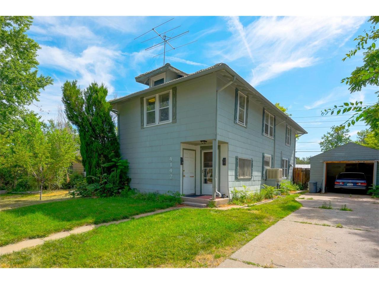 4142 Chase Street, Denver, CO 80212 (MLS #7719626) :: 8z Real Estate