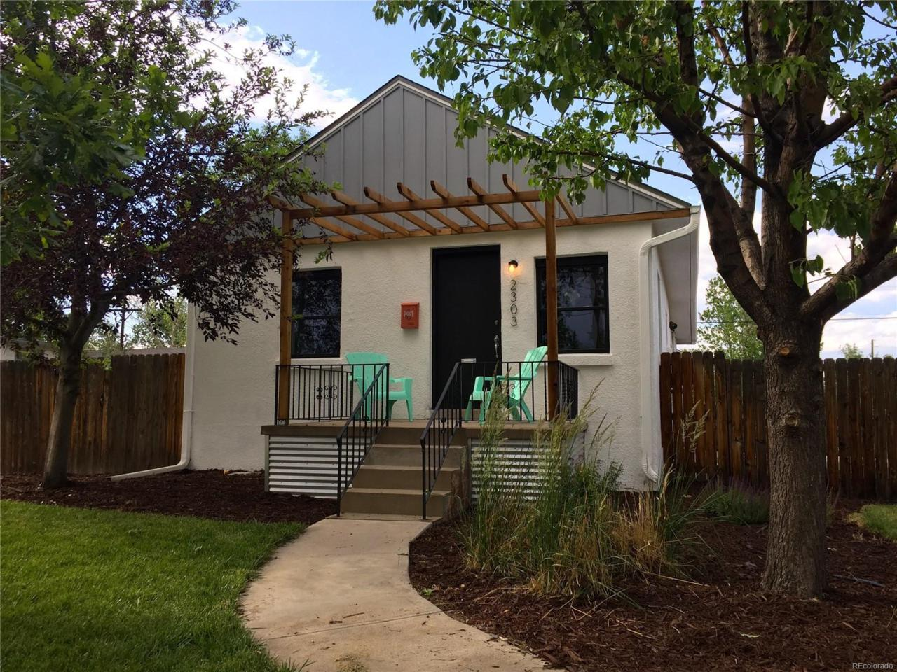 2303 W 46th Avenue, Denver, CO 80211 (MLS #7744041) :: 8z Real Estate