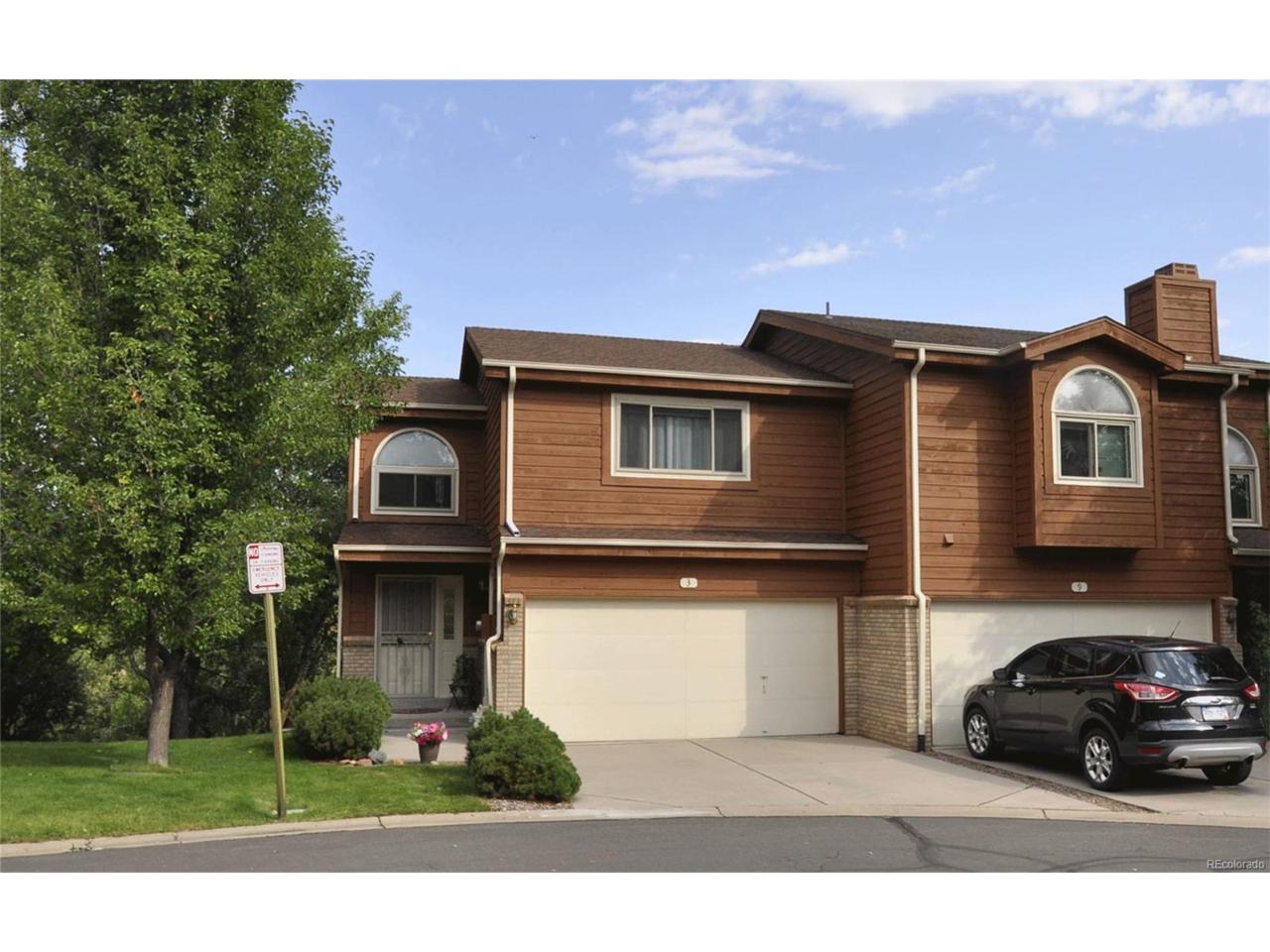 3 Ward Court, Lakewood, CO 80228 (MLS #7782197) :: 8z Real Estate