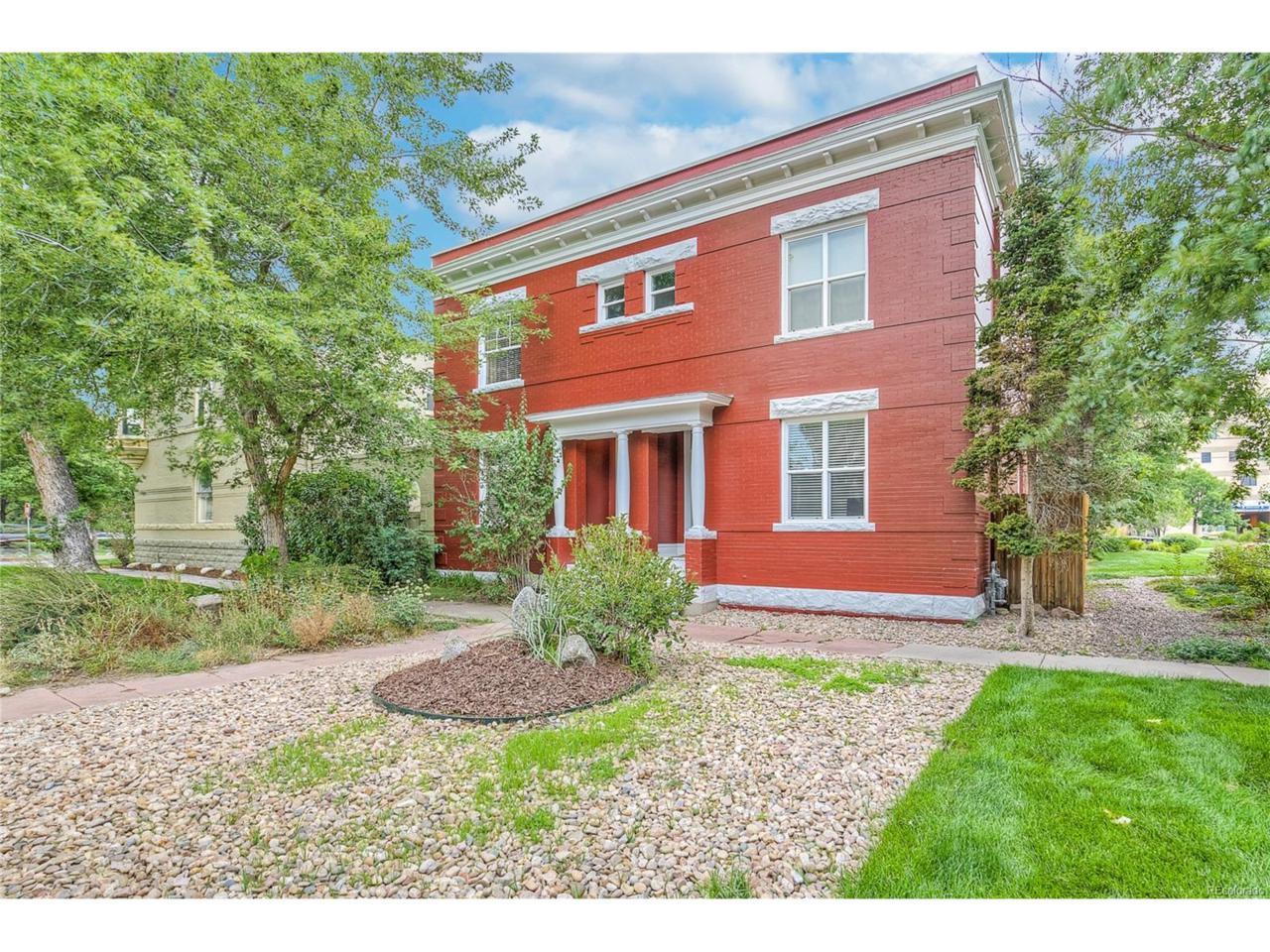 1954 Emerson Street, Denver, CO 80218 (MLS #7815193) :: 8z Real Estate