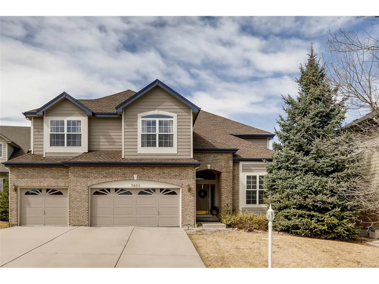 7055 S Shawnee Street, Aurora, CO 80016 (#7827100) :: Thrive Real Estate Group