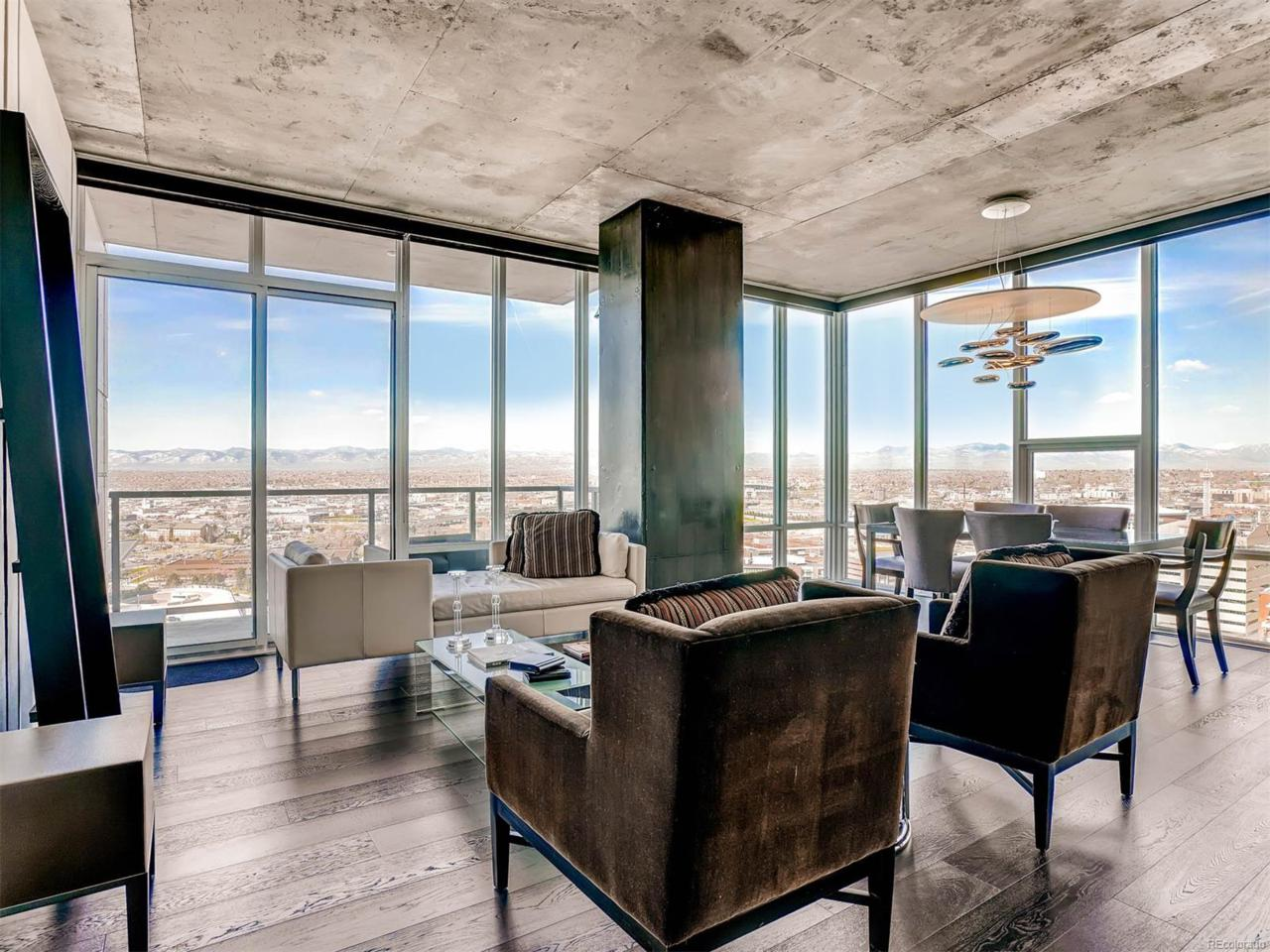 891 14th Street #2401, Denver, CO 80202 (MLS #7834287) :: 8z Real Estate