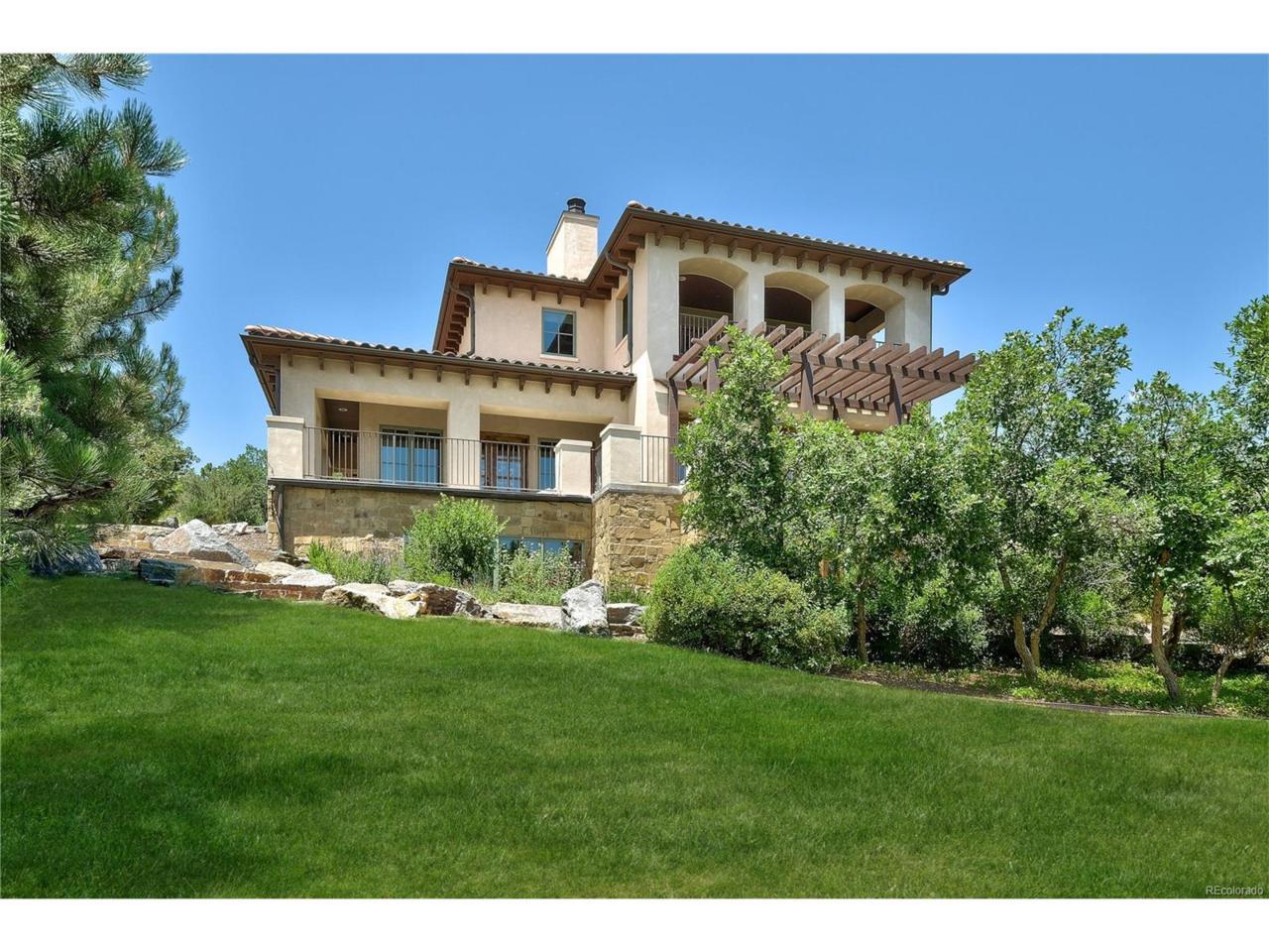 713 Golf Club Drive, Castle Rock, CO 80108 (MLS #7836098) :: 8z Real Estate