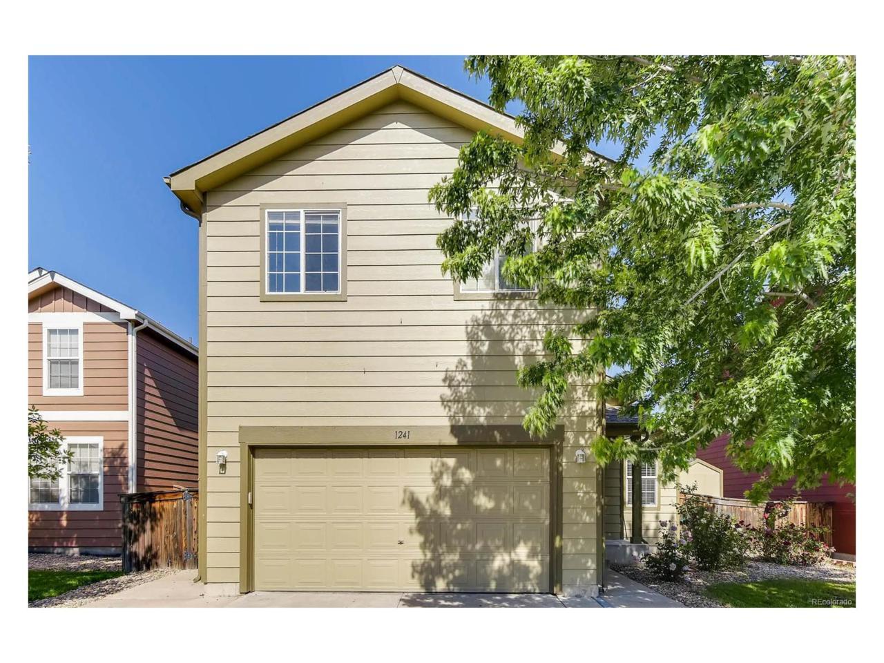 1241 Osprey Street, Brighton, CO 80601 (MLS #7841680) :: 8z Real Estate