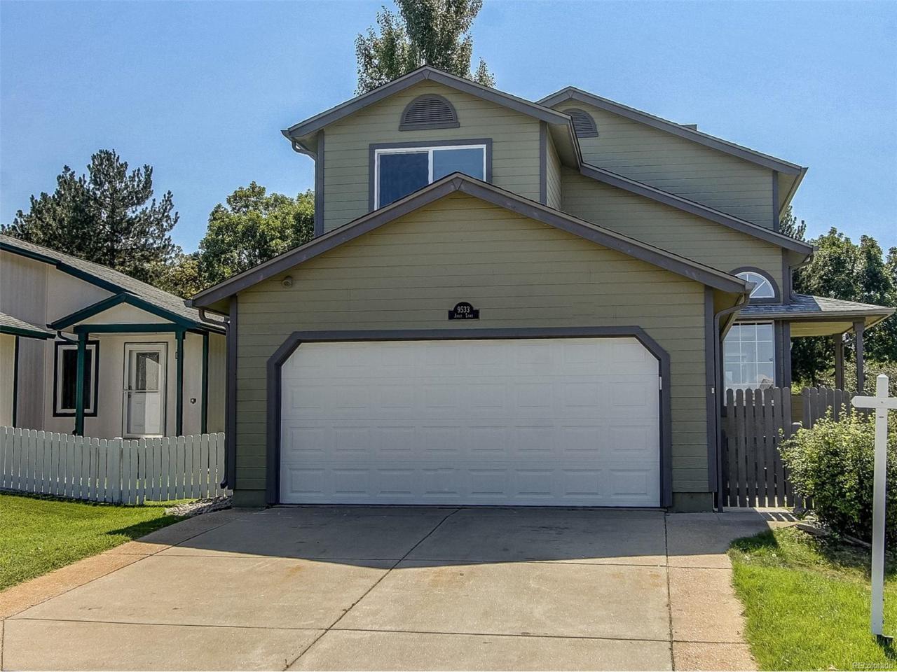 9533 Joyce Lane, Highlands Ranch, CO 80126 (MLS #7843946) :: 8z Real Estate