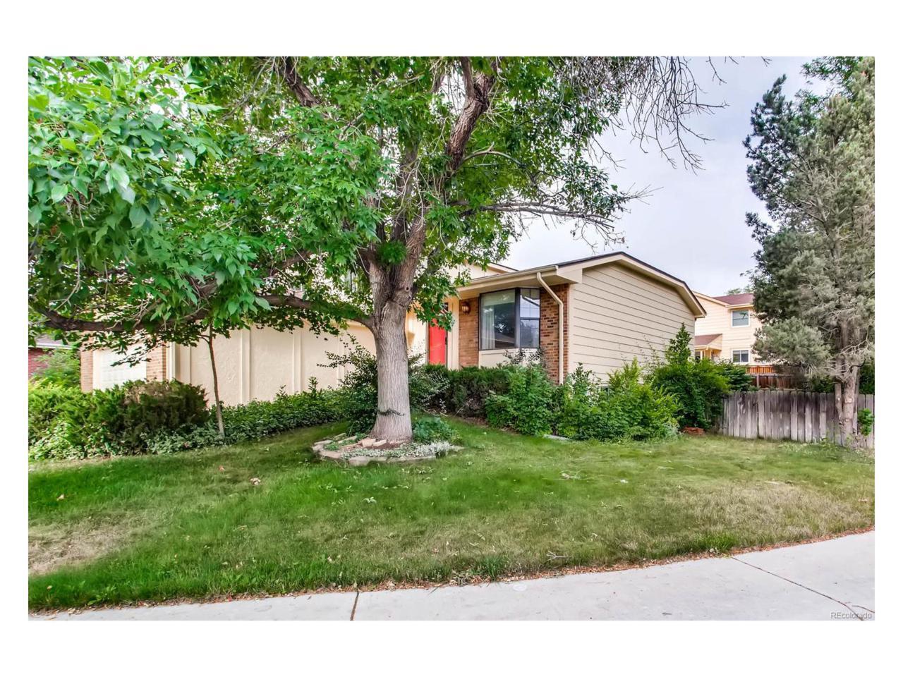 2009 S Fairplay Street, Aurora, CO 80014 (MLS #7868981) :: 8z Real Estate