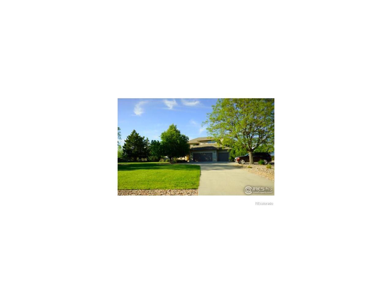 6782 Golf Club Drive, Longmont, CO 80503 (MLS #7906765) :: 8z Real Estate