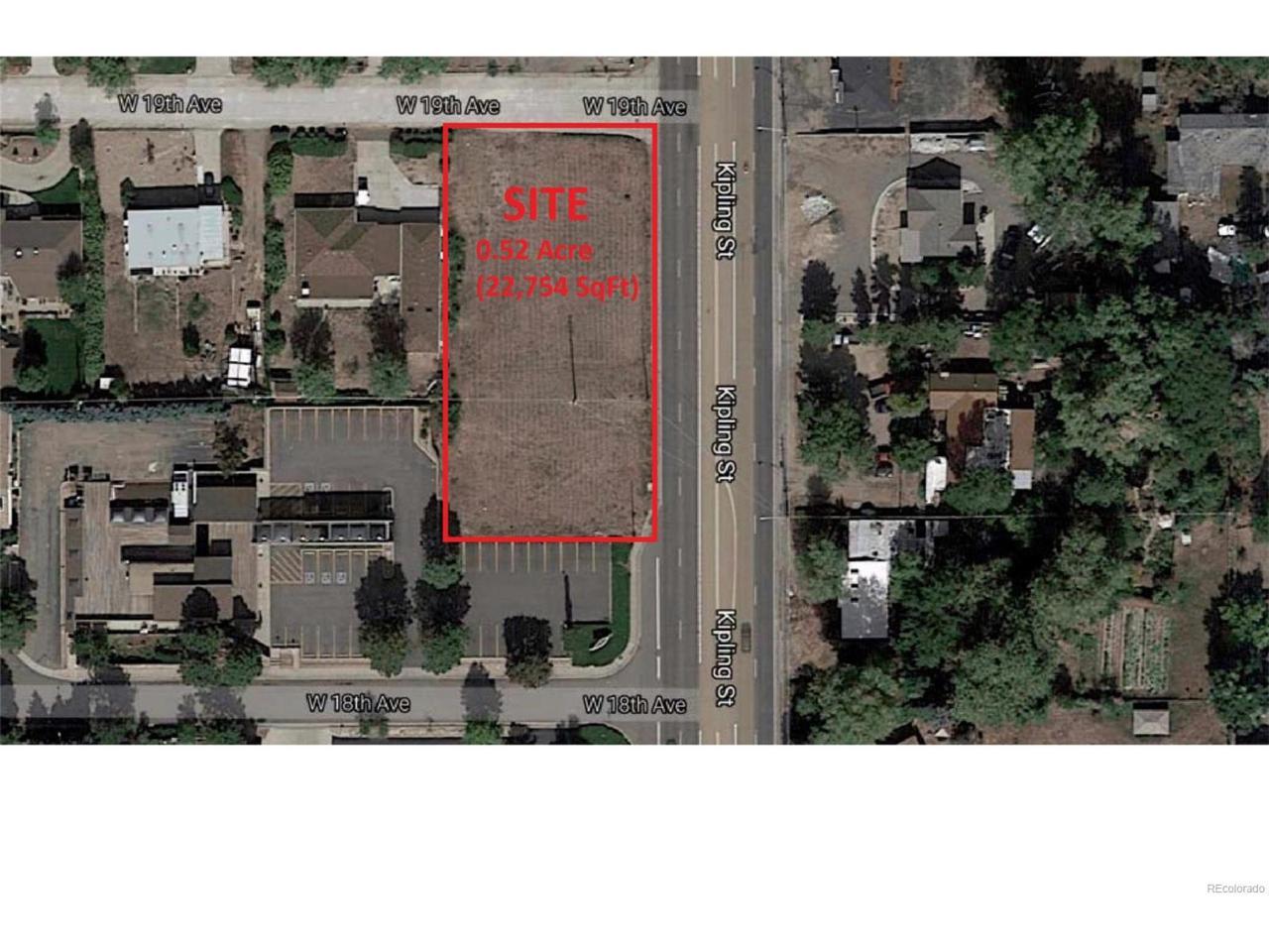 1875 Kipling Street, Lakewood, CO 80215 (#7937859) :: Thrive Real Estate Group